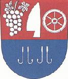 [Tvrdonice coat of arms]