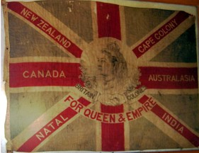 [British Empire Flag]